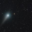 Komet C/2015 V2 Johnson,                                Hans-Friedrich Tr...