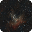 M16 - Eagle Nebula,                                Michael J. Mangieri