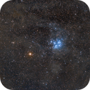 Mars visits Pleiades,                                Robert Eder