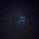 M42, the Pleiades,                                Rafał