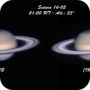 Saturn 16 May,                                Edwin Pottillius
