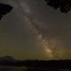 Milky Way Stretching Over Lassen Peak,                                Josh Woodward