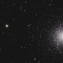 Messier 13,                                Josef Büchsenmeister