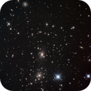 196 Galaxies at Coma Cluster (Abell 1656) in LRGB,                                Jose Carballada