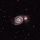 M51 Synthetic LRGB,                                Jim O