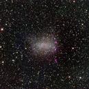 Barnard's Galaxy (NGC6822),                                PepeLopez