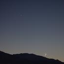 Big conjuction of Jupiter and Saturn,                                Roman Lechner