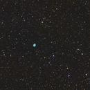 M57: Strange LRGB + NB Mashup,                                Ken Sturrock