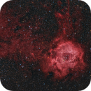 NGC 2237,                                Maciej Zakrzewski