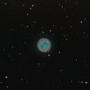 M97 in RGB/Narrowband,                                Frank Zoltowski