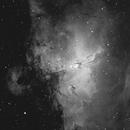 Nebulosa Aquila e Pilastri Della Creazione,                                StefanoBertacco