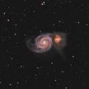 Whirlpool Galaxy M51,                                rveregin