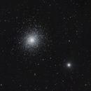 Messier 05 Globular Cluster,                                Rodney Watters