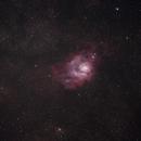 The Lagoon Nebula,                                Trevor Jones