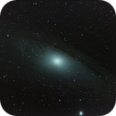 M31 Galassia di Andromeda,                                Giorgio Viavattene