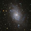 Messier 33,                                Björn Arnold