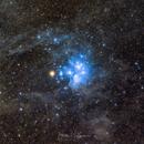 Venus joins the Pleiades, Composition,                                Björn Hoffmann