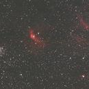 Bubble Nebula again,                                Karl