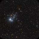 "NGC 457 - ""Owl Cluster"",                                Michael S."