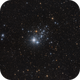 "NGC 457 - ""Owl Cluster"",                                Michael S."