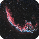 NGC6992  HOOLRGB August Data Reprocessed,                                Astrovetteman
