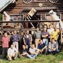Friends on Kudlacze star party 2002,                                Pawel Turek