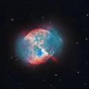M 27 Dumbell Nebula,                                Muhammad Ali
