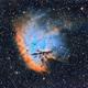 Pacman Nebula IC11/IC1590/LBN616/LBN123.17-06.28/NGC281/Sh2-184 (c-sho),                                Ram Samudrala