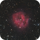 Cocoon Nebula - IC4146, First Light with new gear,                                Albert van Duin
