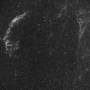 Cygnus Loop in white light,                                brucev