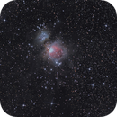 Orion Nebula,                                Marie