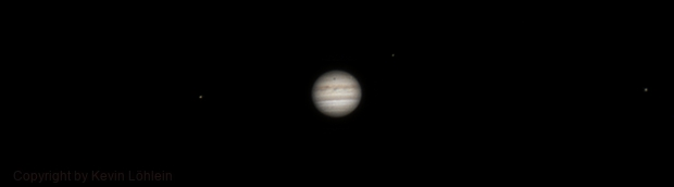 Jupiter vom 30.05.2018,                                TheCounter