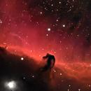 The beautiful Horsehead Nebula <3 IC434,                                Victor