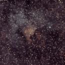 North America & Pelican Nebula,                                maruschx