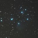 Pleiades,                                Mikko Laine