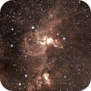 Estatua da Liberdade nebula 30-04-2020,                                Wagner