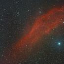 California Nebula,                                Mike