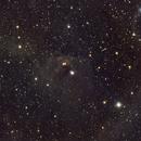 NGC 1555 -- Hind's Variable Nebula,                                Richard Beck
