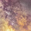 Milky Way Core from Battle Run, West Virginia,                                William Gottemoller