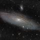 RGB Andromeda,                                Kevin Fordham