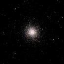 M13 the Great Cluster in Hercules,                                Glenn C Newell