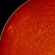 2018.05.09 Sun AR2709 H-Alpha,                                Vladimir