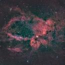 Sh2-157 nebula+ Sh2-157A + MK50 +NGC7510,                                Federico Bossi