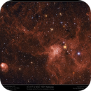IC 417 & NGC 1931 Spider & the Fly Nebulae,                                Mike Oates