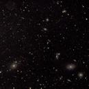 Virgo cluster, Markarian's chain,                                otoskope