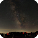 Mosaic: Milky Way and Planets (Astrotracer),                                AlenK