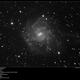 Spiral Galaxy NGC 7424,                                Roger Groom