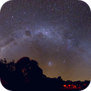 South Pacific Star Party Panorama (with Zodiacal Light),                                Peter Pat