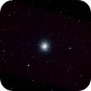 M13 - Reprocessed adding Ha and OIII data,                                JasonC