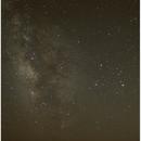 Milky Way over Mediterraneum Sea,                                Alexis Castillo